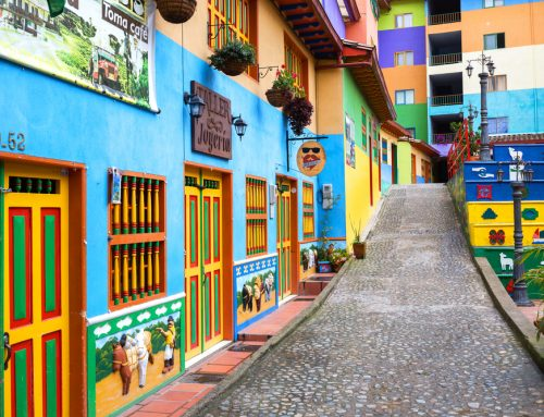 Going to Guatape, Colombia from Medellin