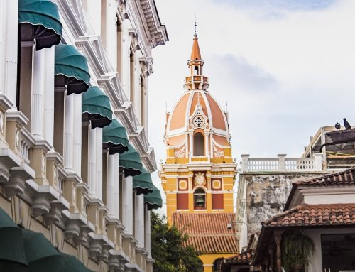 How to get to Cartagena from Medellin
