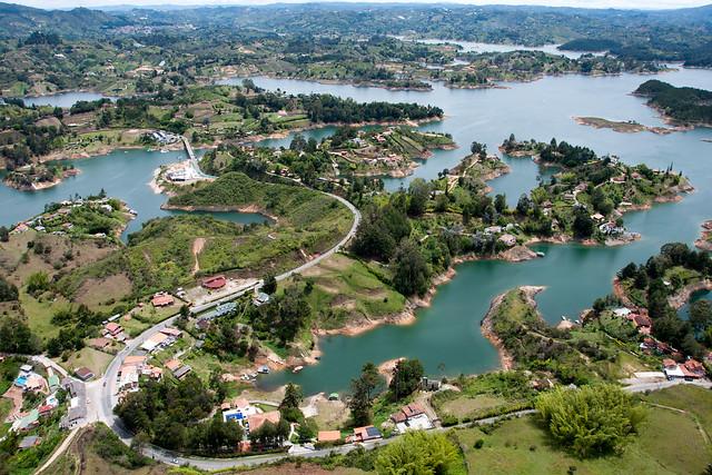 Quick weekend getaway from Medellin